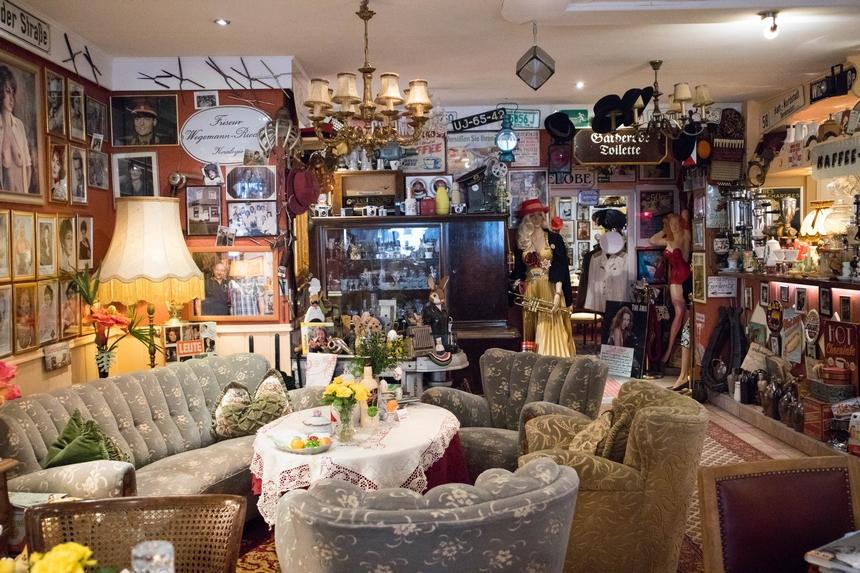 Café Nostalgie in Velbert-Neviges