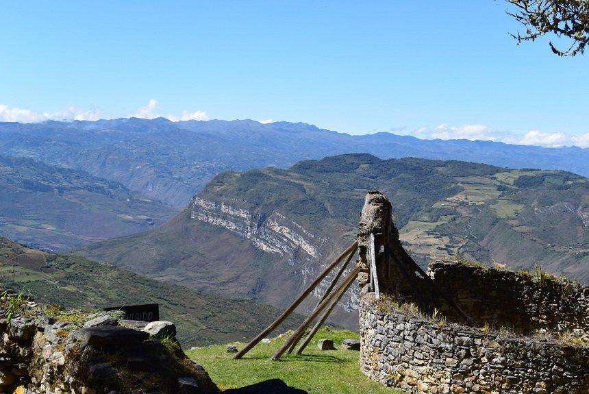 Kuelap Chachapoyas Peru