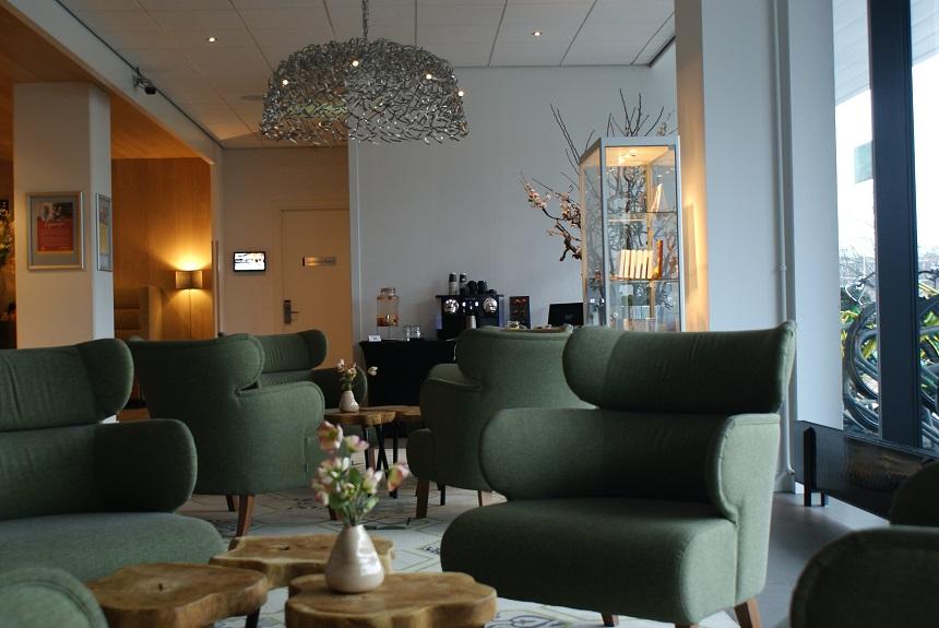 Lounge Babylon hotel