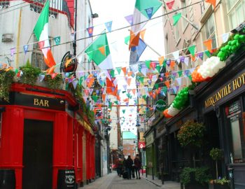 Be Irish for a day – vier St. Patrick's Day in Dublin