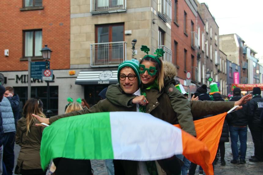 Combineer een stedentrip Dublin met het vieren van St. Patrick's Day in Ierland