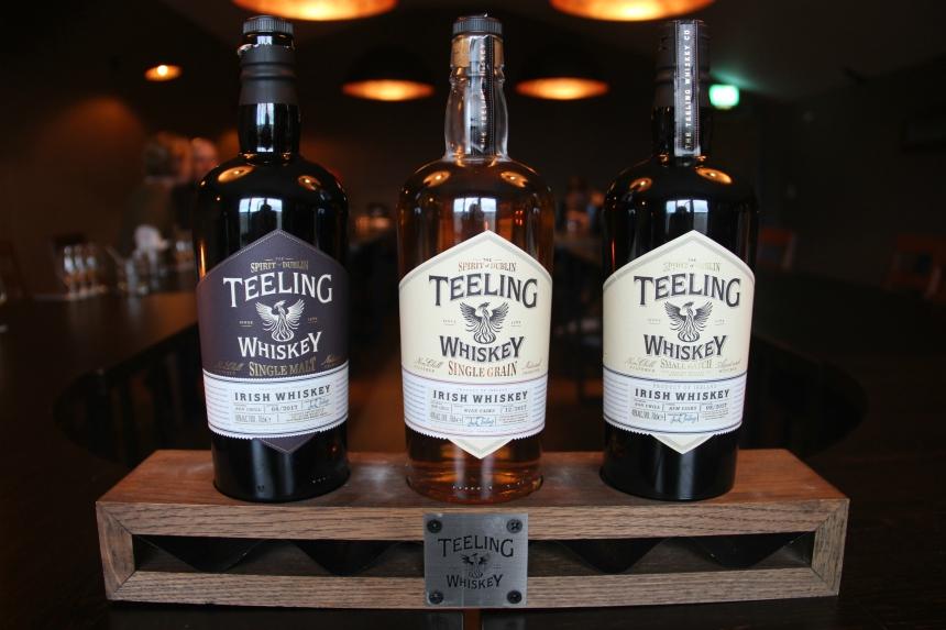 Typisch Iers: bezoek een whiskey distillery in Dublin