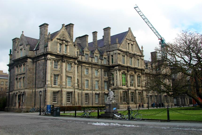 Trinity College Dublin Ierland