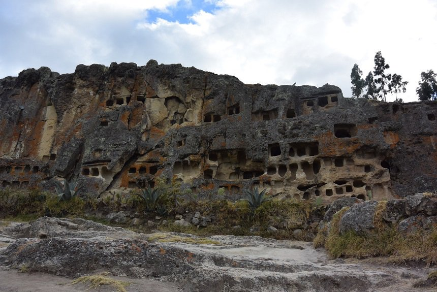 Ventanillas de Otuzco - Cajamarca Peru