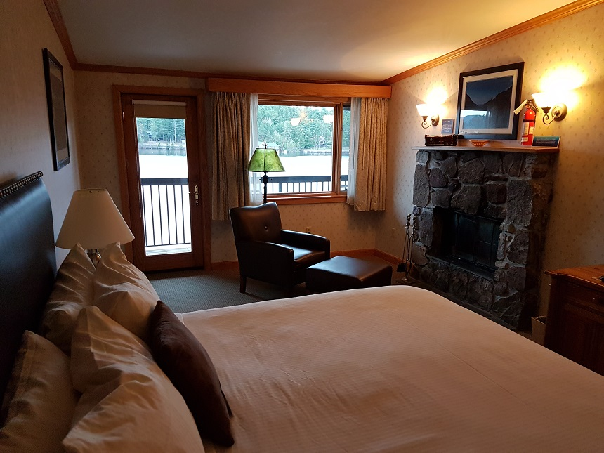 Golden Arrow Lake Placid slaapkamer