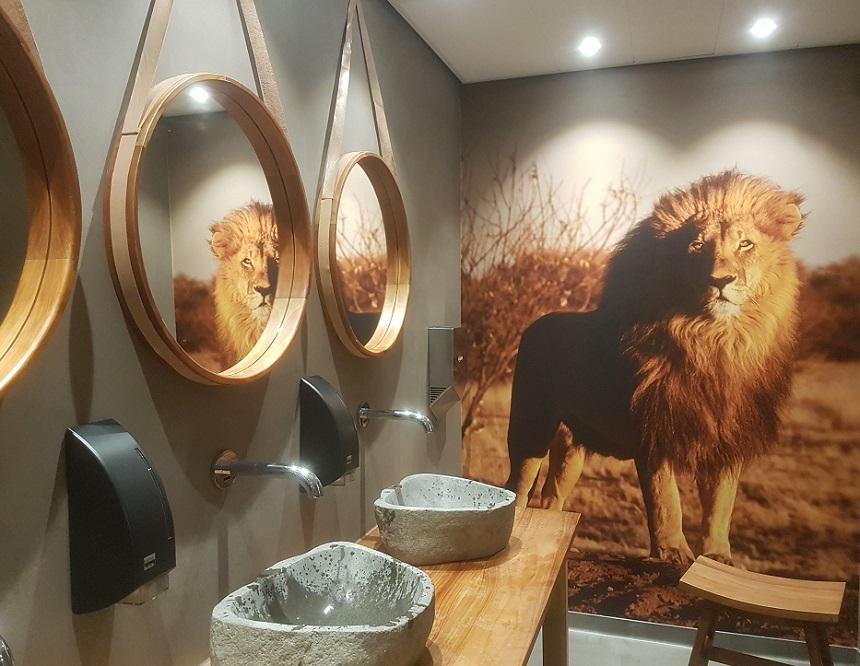 toilet karibu town