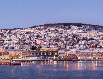 IJskoude Noorderlichtreis naar Tromsø
