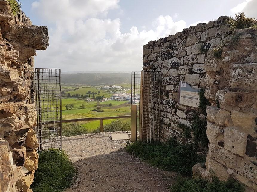 Aljezur Castelo in de Algarve