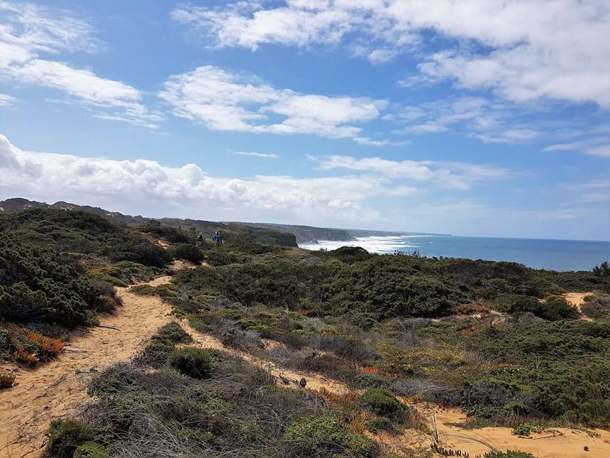 De ongerepte natuur van de Algarve