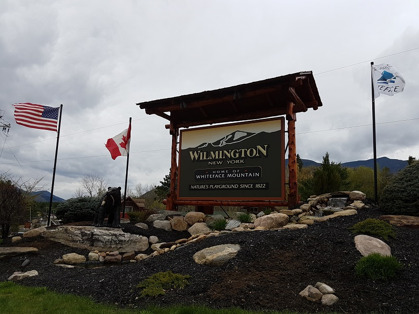 Wilmington, home of Whiteface Mountain - Nature's Playground