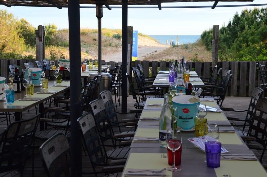 Costa Barcelona: voor lekker eten kun je terecht bij het gezellige Kauai Gavà Mar