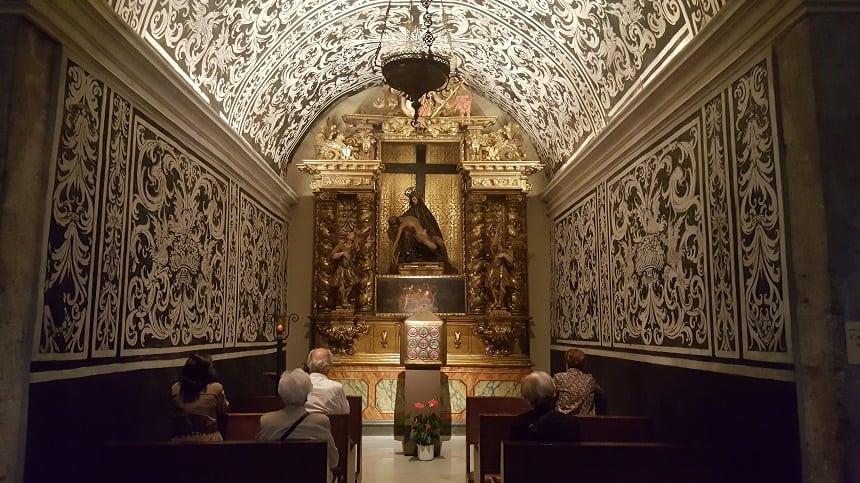 de kerk van Sant Cugat