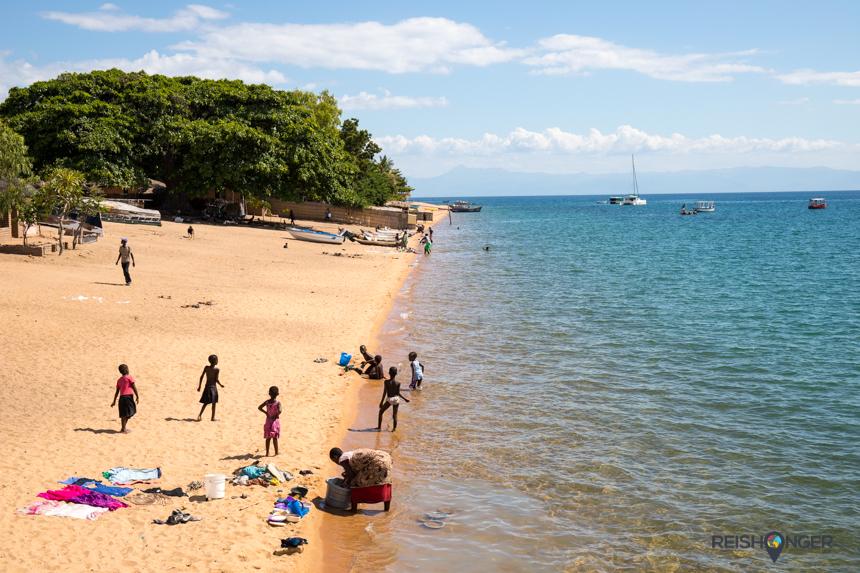 Lake Malawi wordt door de lokale bevolking multifunctioneel gebruikt en gekoesterd