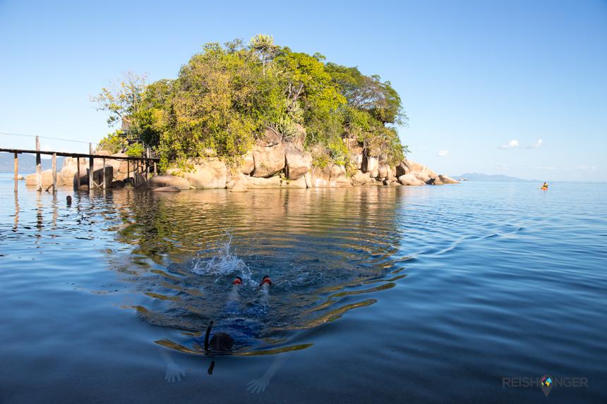 Snorkelen Mumbo Island