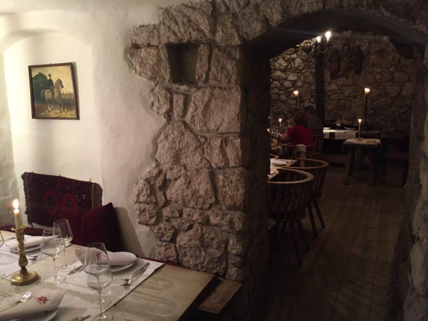 Restaurant Pod Aniolami