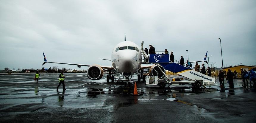 Aan boord van de nieuwe Boeing 737 Max 8