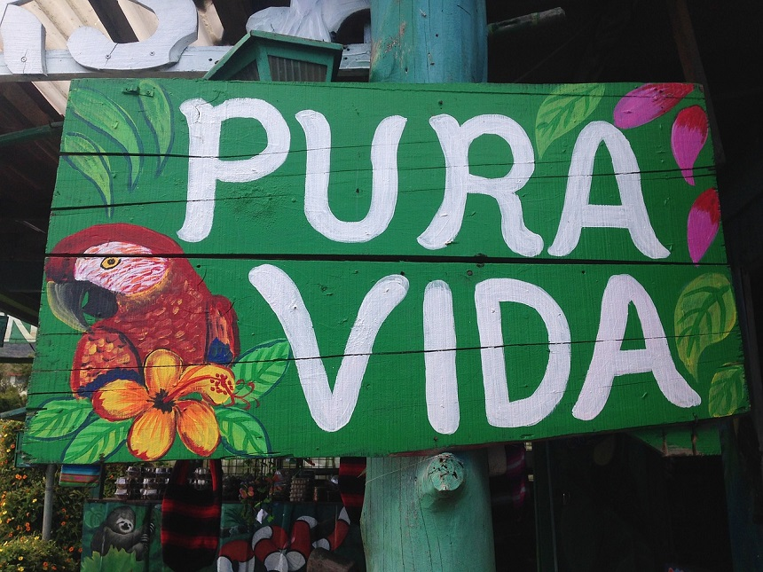 Costa Rica in top 10 populaire bestemmingen 2019
