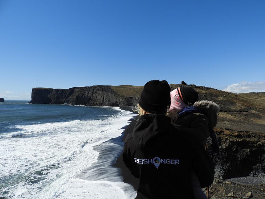 met je gezin naar IJsland