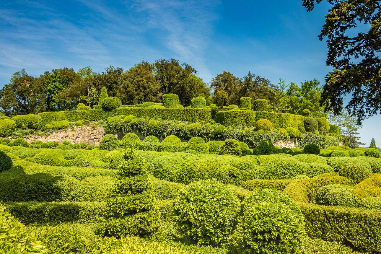 De tuinen van Marquessac