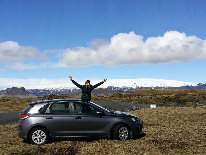 Sunny Cars huurauto IJsland