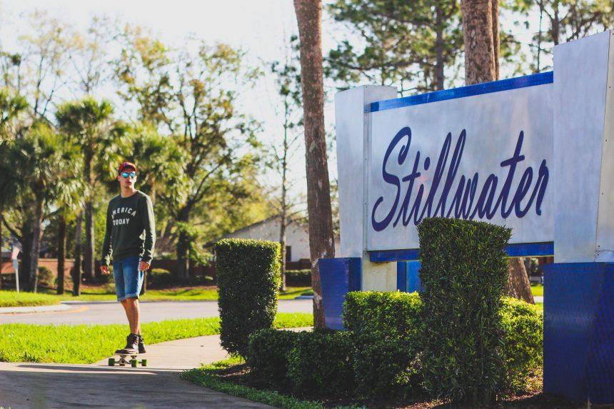 Stillwater, een typische suburb van Florida