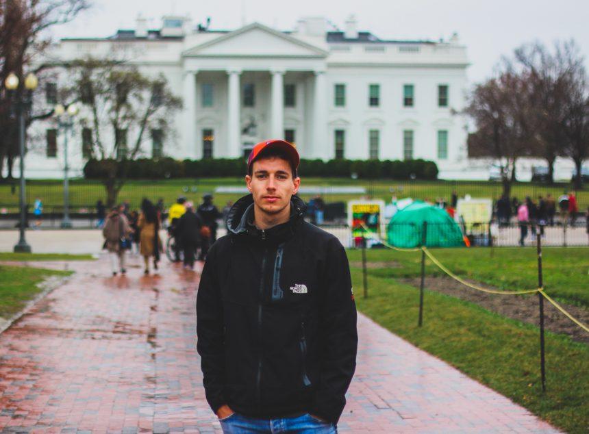 Het Witte Huis in Washington