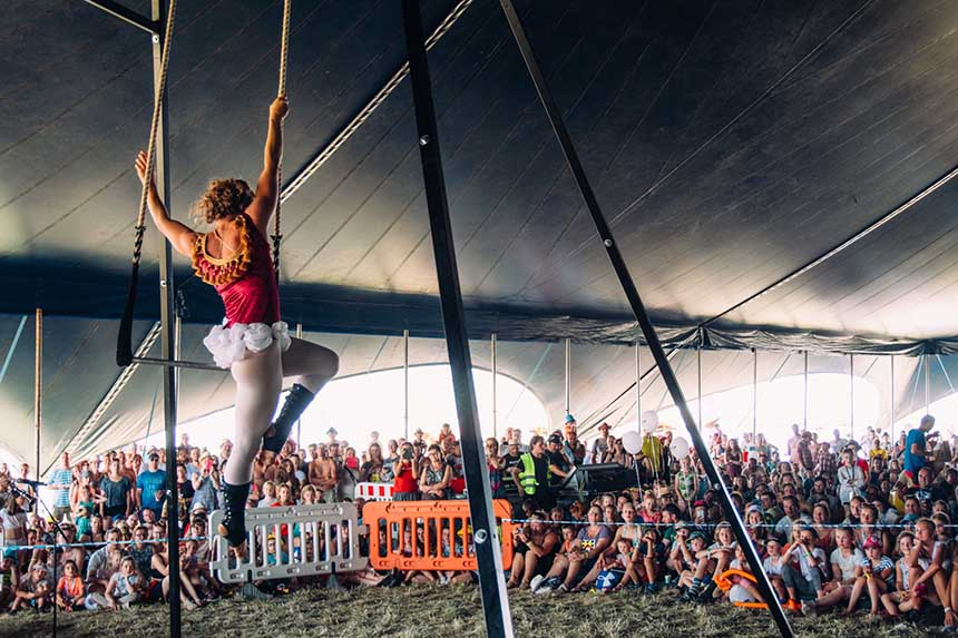 Pohoda is een muziek- en kunstfestival