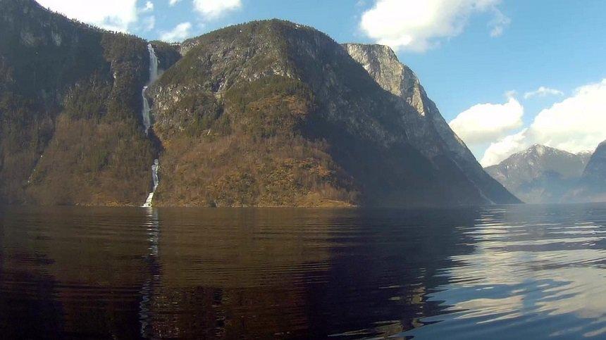 Prachtige vergezichten op het water