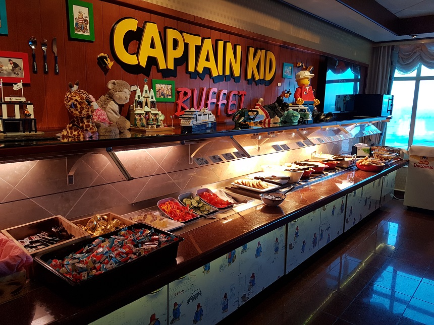 captain kid buffet