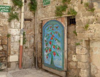 Op roadtrip door Israël