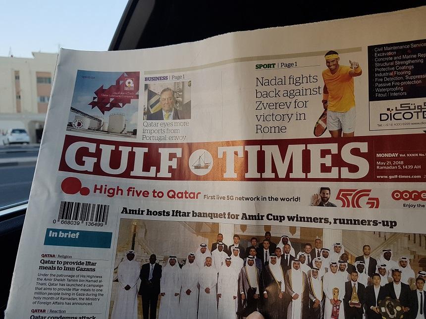 gulf times qatar