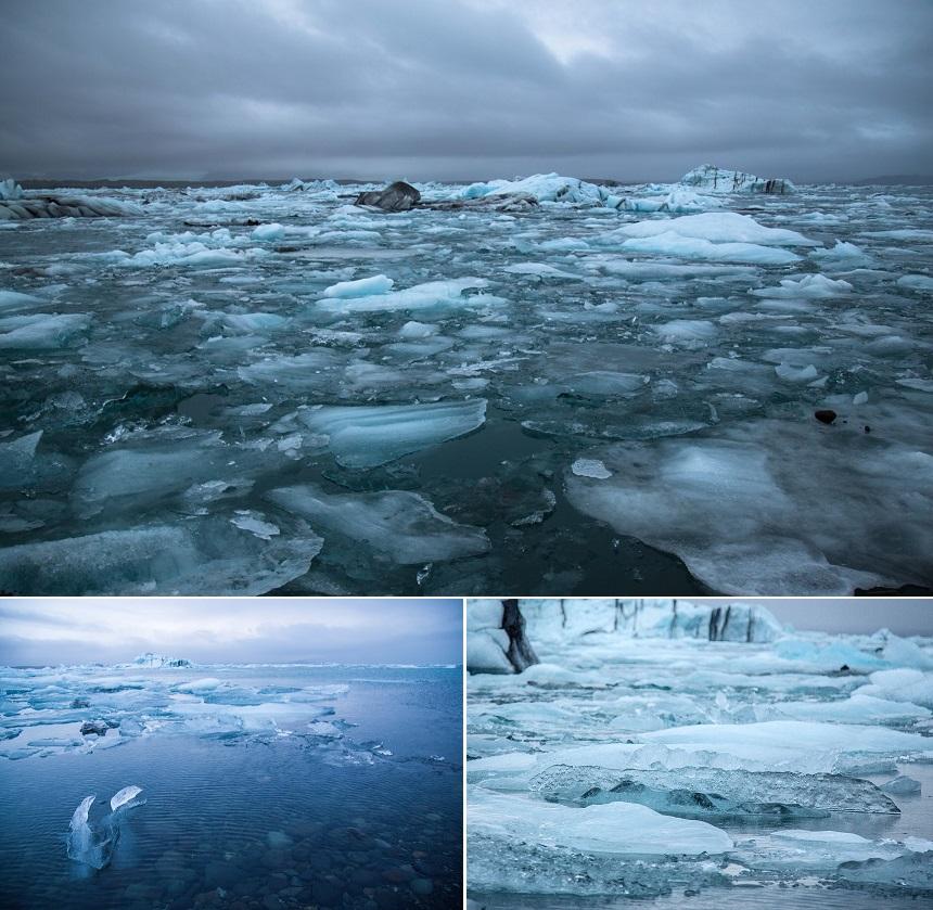 Het 737 MAX toestel is vernoemd naar het beroemde Jökulsárlon gletsjermeer