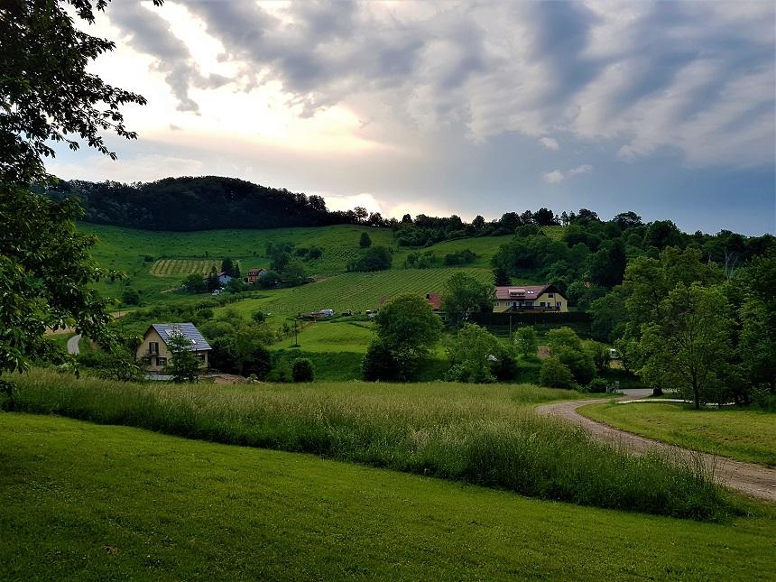 Glamping in Slovenië chateau ramsak