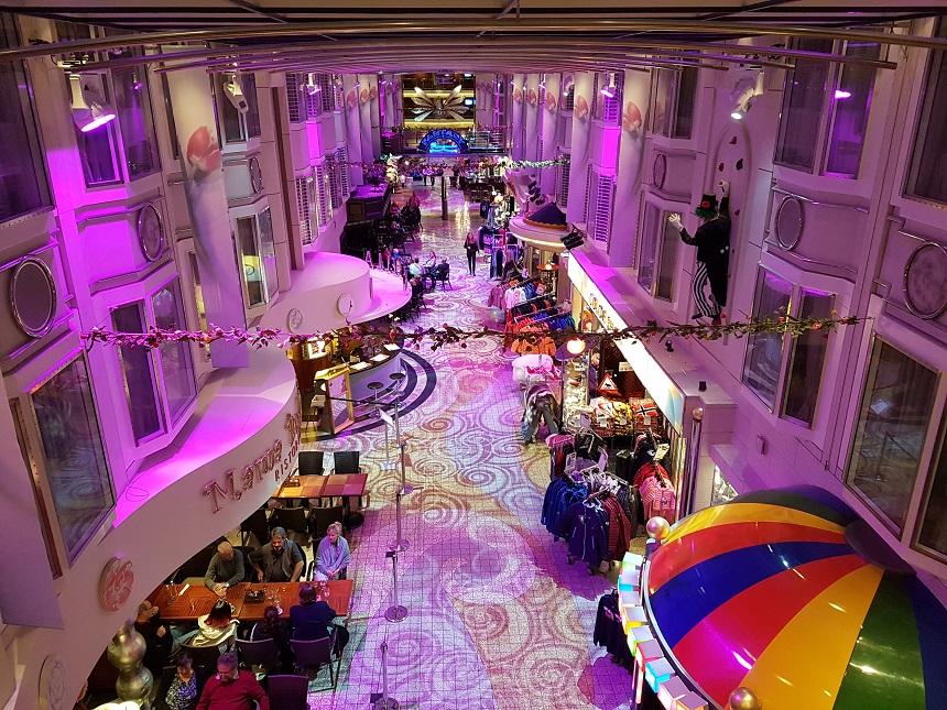 promenade color fantasy