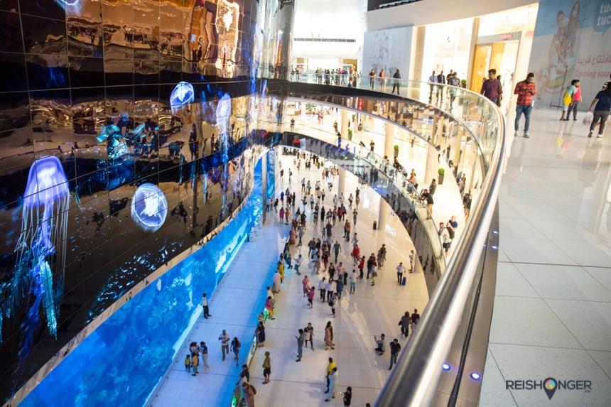 Met Kidzania, Dubai Aquarium en een ijsbaan hoeven kinderen zich niet te vervelen in het winkelcentrum