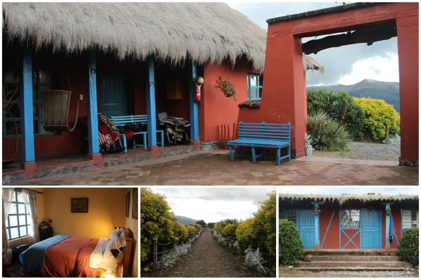 Hacienda El Porvenir is een knusse farmstay in Ecuador