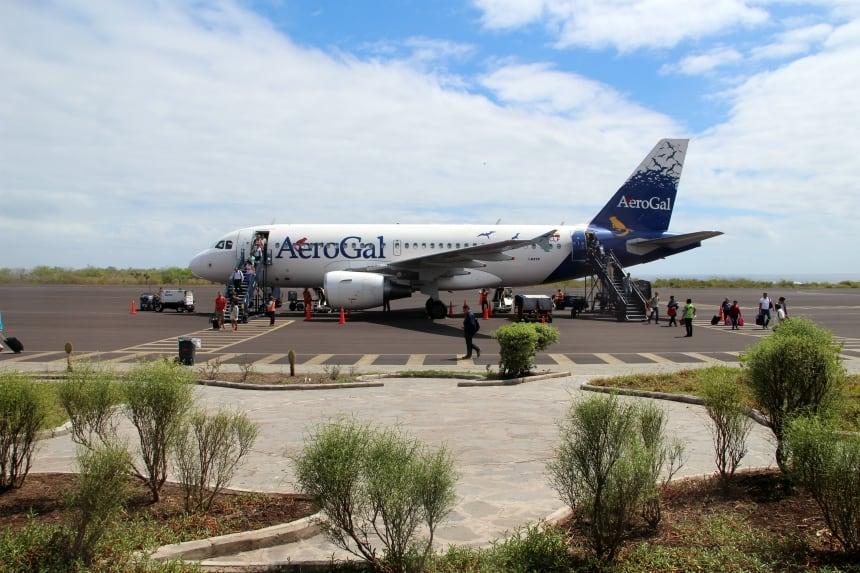 Vliegtickets naar de Galapagos eilanden zijn niet goedkoop