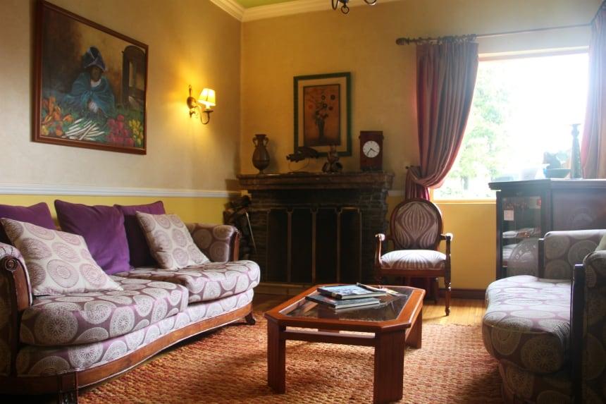 Boetiekhotel Casa Aliso is een fijne uitvalsbasis voor een bezoek aan de hoofdstad Quito in Ecuador