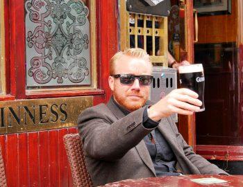 Ierland – weg van de kliffen