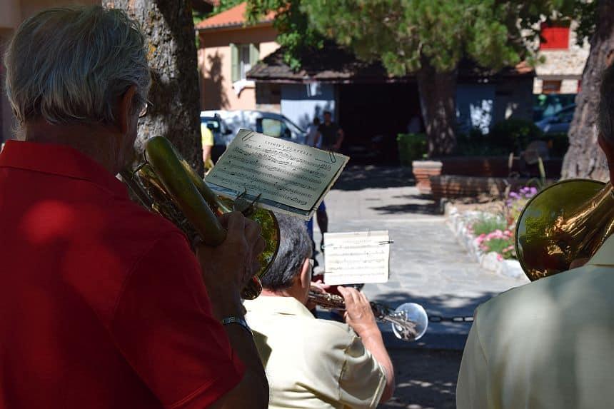 Catalaanse muziek tijdens Focs de la Sant Joan