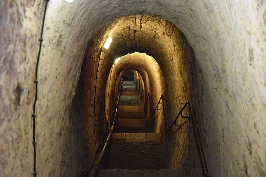 Trappen Fort Libéria
