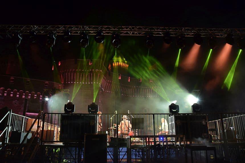 Muziekfestival in Perpignan