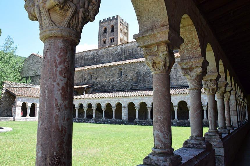 Abbaye Sant Miquel de Cuixà