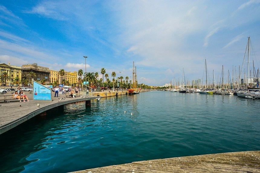 Stedentrip Barcelona haven
