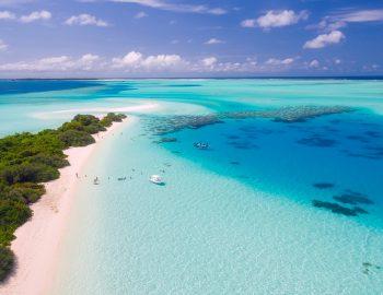 Vijf idyllische strandbestemmingen voor backpackers