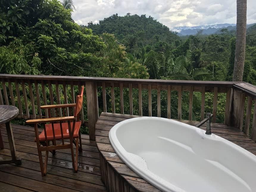 Belize boomhut