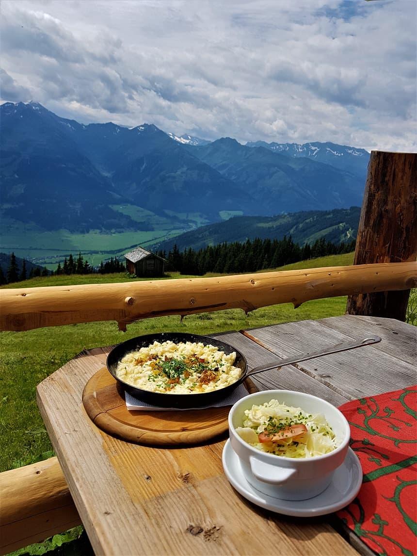 Goed eten vinden Oostenrijkers belangrijk