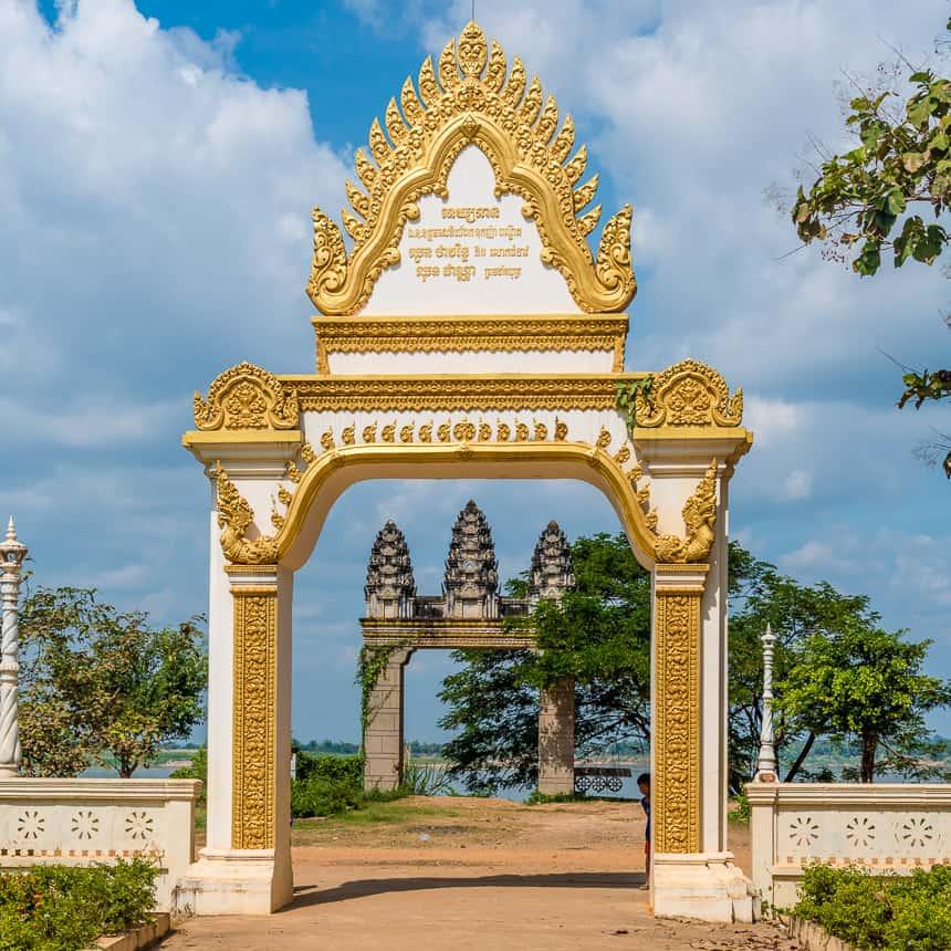 Boeddhistische en Khmer stijl