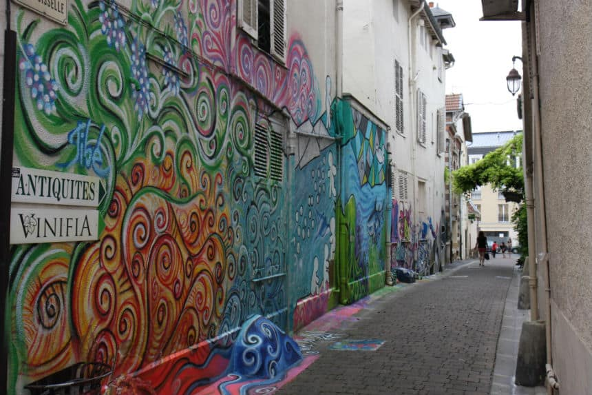 Chalôns-en-Champagne street art