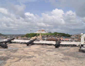 Werelderfgoed: 11 forten aan de kust van Ghana